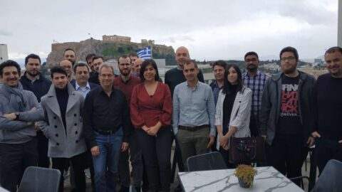 RAINBOW project was kicked-off in Athens, Greece on February 2020