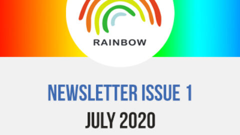 RAINBOW's 1st newsletter is now available